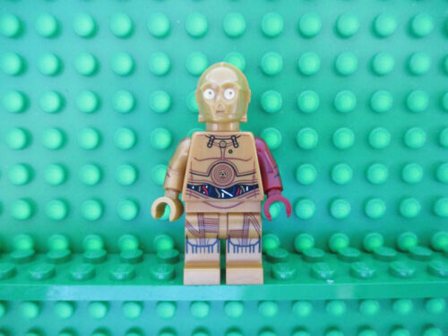 MINIFIGS LEGO STAR WARS  FIGURINES NEUVES  AU CHOIX C-3PO  ETC...