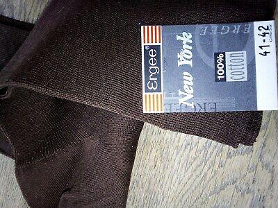 Größen 38-46 Herren Schwarz Anzüge Baumwolle Glatt Socken 10 Packs von Aurellie