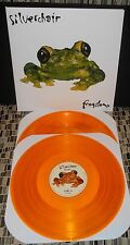 SILVERCHAIR  FROGSTOMP  2LP  20TH Anniversary GOLDEN YELLOW Colored VINYL
