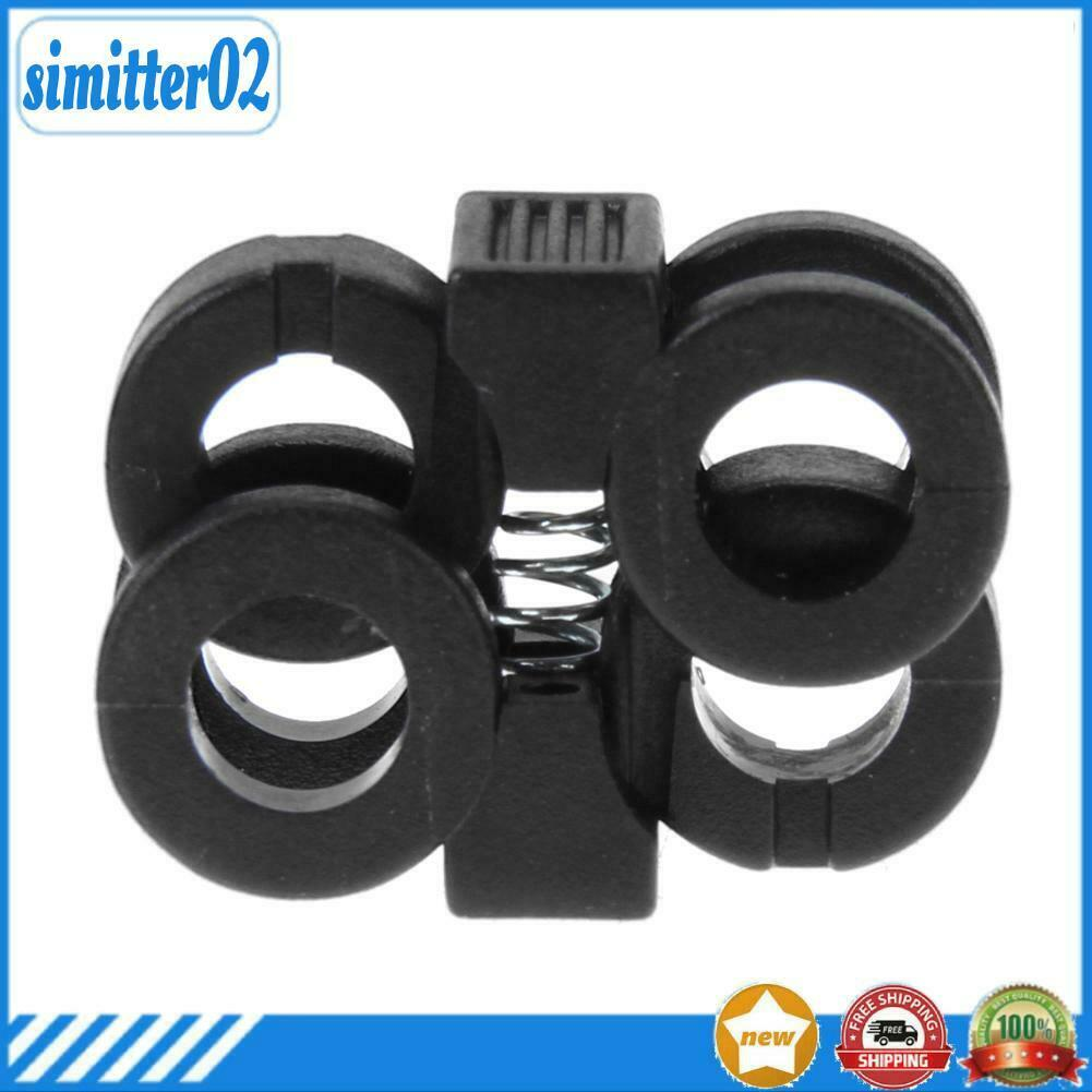 ☆ Shoelace Convenient Anti Slip Molle Buckle Outdoor Camping Hiking Equipment
