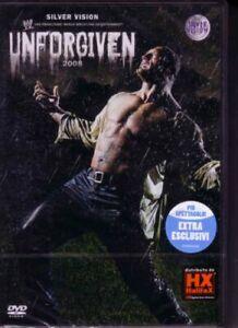 WWE - Unforgiven 2008 [Edizione: Regno Unito] - DVD DL001834