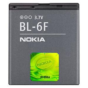 3-Batterie-BL-6F-1-Originale-Nokia-BL-6F-1200-mAh-Bulk-2-Omaggio-x-N78-N79-N95