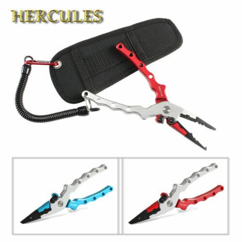 Hercules Fishing Cutting Pliers H3 Aluminum Braid Braided Line Cutters Saltwater