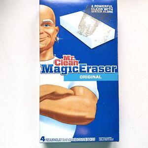 Mr-Clean-MAGIC-ERASER-4pk-Multi-PurposeCleaning-Sponges-Kitchen-Bathroom