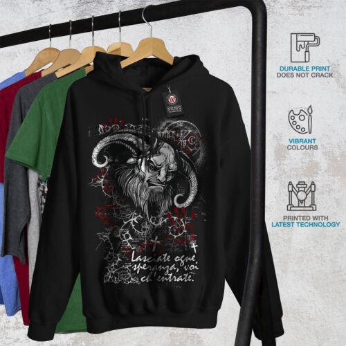 One Casual Hooded Sweatshirt Wellcoda New Mens Hoodie