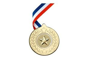 Multi Sport Medals in Gold, Silver, Bronze FREE RIBBONS, CENTRES AND FREE P&P!