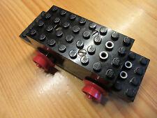LEGO Eisenbahn alt 12V Motor + Lokräder getestet