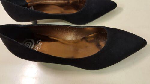 ё 204 Luxus Designer Ursula Mascaro Schuhe Pumps Gr.36 37 40 41 NEU UVP145€