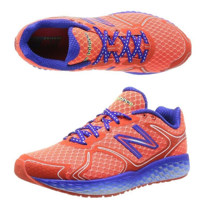 zapatos NEW BALANCE 980 - ARANCIO azul BIANCO - M980OR - zapatos DA CORSA RUNNING