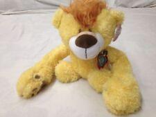 NEW Nat and Jules Plush Toy Hugzies Lars the Lion
