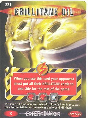 WHO BATTLES IN TIME NO 221 KRILLITANE OIL DR