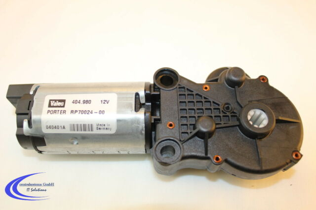 Gleichstrom Getriebemotor für Welle GMPD/404980 - 12 V - DC Motor
