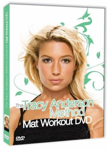 1 of 1 - Tracy Anderson Method, Mat Workout (DVD, 2009)