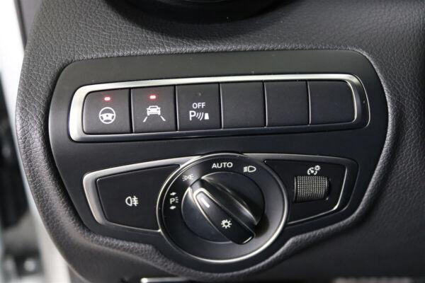 Mercedes C250 d 2,2 AMG Line stc. aut. 4Matic billede 10