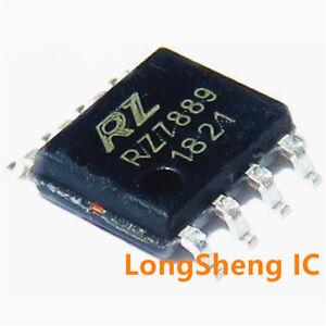 10PCS-RZ7889-SOP8-3A-Bidirectional-DC-Driver-Chip-Driver-IC-NEW