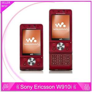 sony ericsson w910 w910i unlocked 930 mah 5mp 3g bluetooth original rh ebay com Sony Ericsson K800i Sony Ericsson Twist