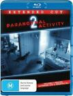 Paranormal Activity 2 Blu-ray Region B Aust Post