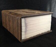 King James Bible 1611 Version, Facsimile