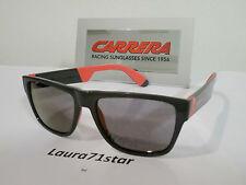 Carrera 5002 Grigio Rosso Gray Red Large Occhiali Sole sunglasses New Original