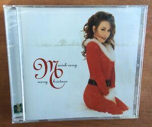 Mariah Carey Merry Christmas CD 1994 Sony Music Columbia Brand New Sealed 5099747734229 | eBay