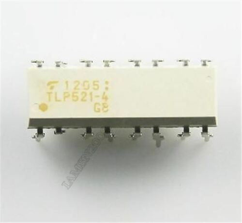 3 Stücke TLP521 TLP521-4GB DIP-16 Toshiba Fotokoppler Optokoppler sb