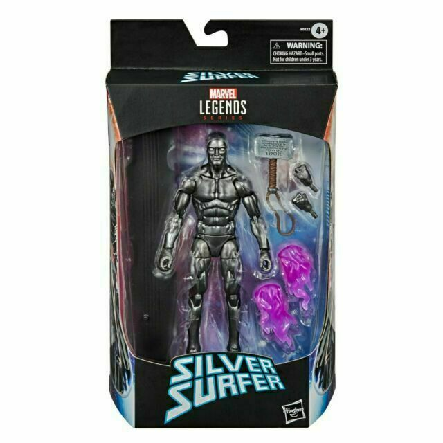 Hasbro Marvel Legends Series - Silver Surfer Action Walgreens Exclusive