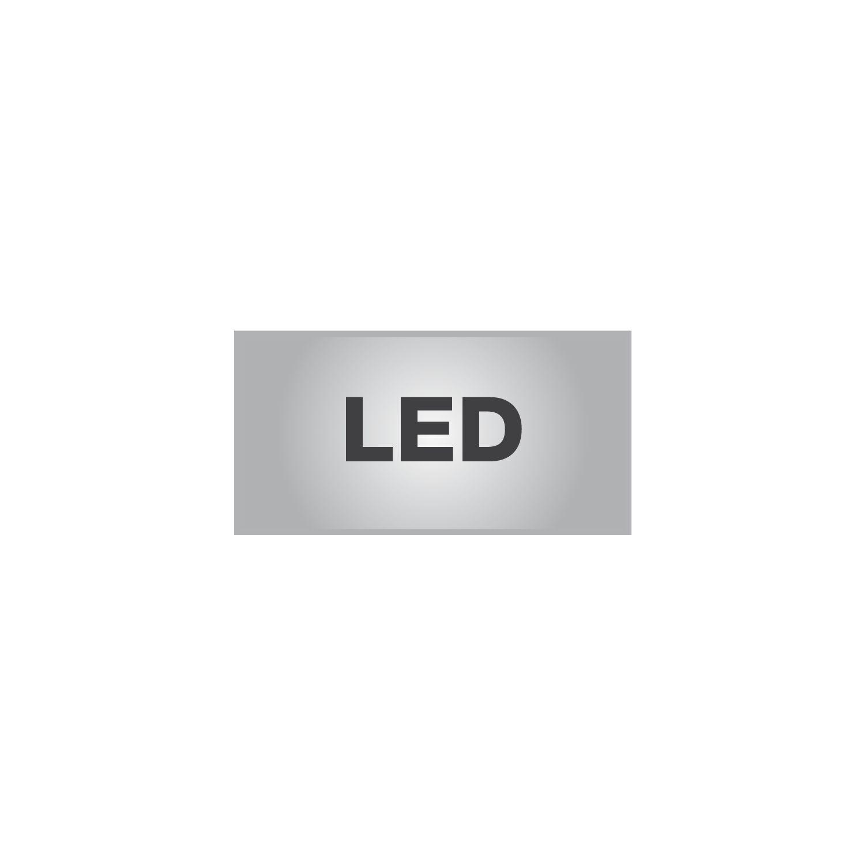 LED Einbauleuchte Einbauleuchte Einbauleuchte Capri DualFarbe mit Sensor, 2 Watt 195 mm, eloxiert | Hohe Qualität Und Geringen Overhead  |  8d550d