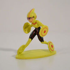 "2014 Go Go Tomago 2"" Mini PVC Action Figure Cake Topper Disney Big Hero Six 6"