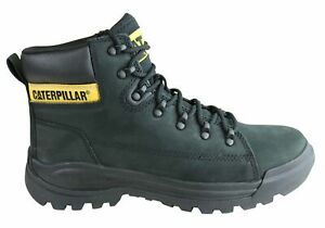 NEW-CATERPILLAR-BRAWN-MENS-COMFORTABLE-DURABLE-LACE-UP-CASUAL-BOOTS