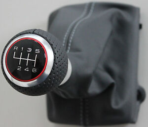 Audi A4 B8 A5 original aluminum shift knob shifter knob handle ...