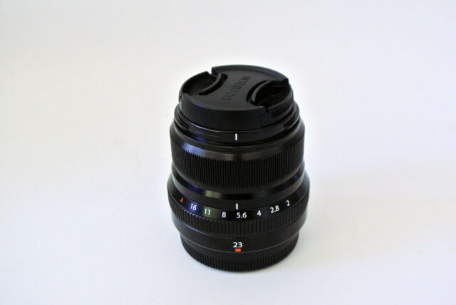 FUJIFILM xf 23MM f2 WR Lens - Taken About 550 Shots - Excellent Condition