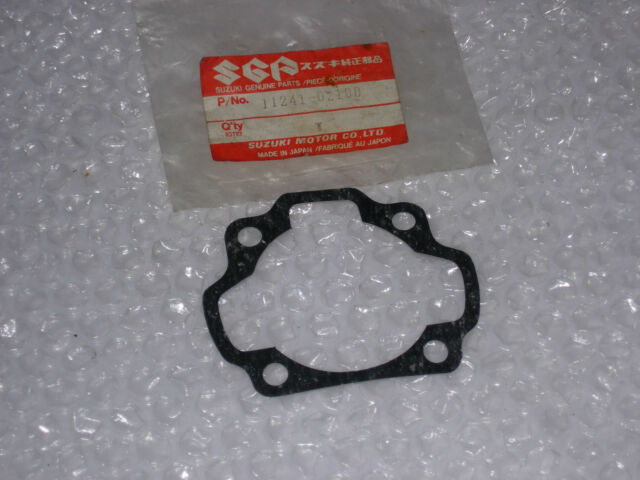NOS Suzuki Parts Genuine Cs50 CYL Base Gaskets 11241-02100
