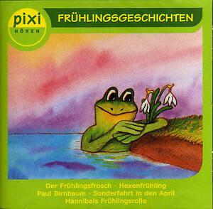 Fruehlingsgeschichten-Pixi-Lesung-CD-NEU