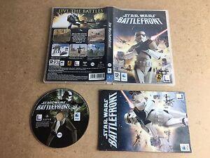 Star-Wars-Battlefront-MAC-DVD-TESTED-WORKING-UK-PAL