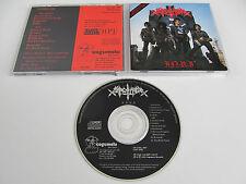SARCOFAGO I.N.R.I. CD 1987 MEGA RARE OOP ORIGINAL 1st PRESSING COGUMELO!!! INRI