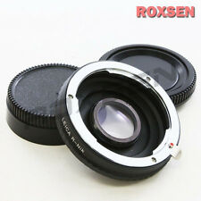 Leica R mount L/R lens to Nikon F mount Adapter optical D4 D600 D800 D5200 D7100