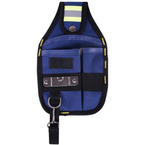 Tool Belt Pouch Bag Electrician Holder Storage Organizer Pocket Hold Carpenter