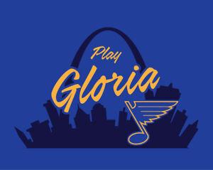 Tie-Dye St Louis Blues Stanley Cup PLAY GLORIA Vladimir Tarasenko T-Shirt