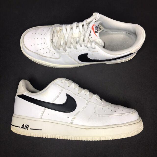 Size 10 - Nike Air Force 1 White Black