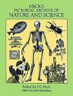 Dover Pictorial Archive: Heck's Pictorial Archive of Nature and Science (1994, Paperback, New Edition)