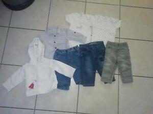 Lot Vêtements Bébé 9 Mois