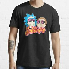 Rick And Morty Get Schwifty Essential T Shirt