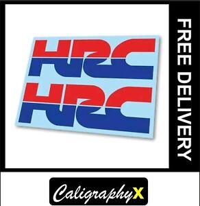 Honda Outline Logo Superior Cast Fairing Decals Stickers Fireblade CBR 1000 VFR