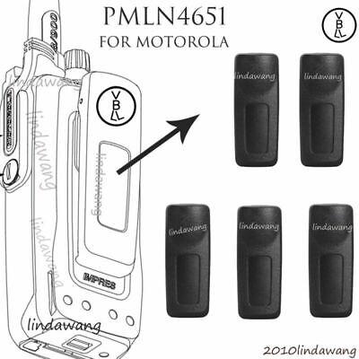10x NTN8460 Belt Clip for Motorola XTS3500 XTS4250 XTS5000 Portable Radio