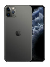 Apple iPhone 11 Pro Max - 512GB - Space Gray (Unlocked) A2161 (CDMA + GSM)