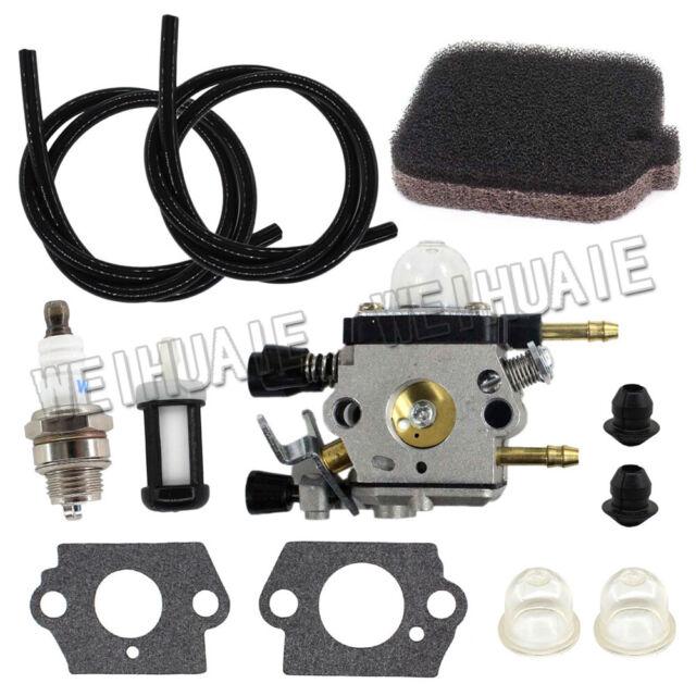 Carburetor Tune Up Kit For Stihl BG45 BG55 BG65 BG85 HS80 Blowers w/ Air Filter