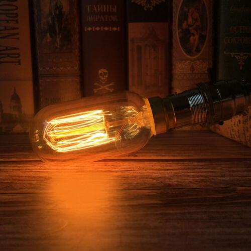B22 40//60W Antique Edison Bulbs Filament Incandescent Light Home Decor 220V Lamp