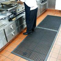 3 Pack Cactus Mat 36' X 60' Rubber Restaurant Kitchen Anti Fatigue Slip Floor