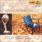 "Sergej Prokofiev: Symphony No. 5; Symphony No. 7 (CD, Jan-2005, Profil - Edition Gnter H""nssler)"