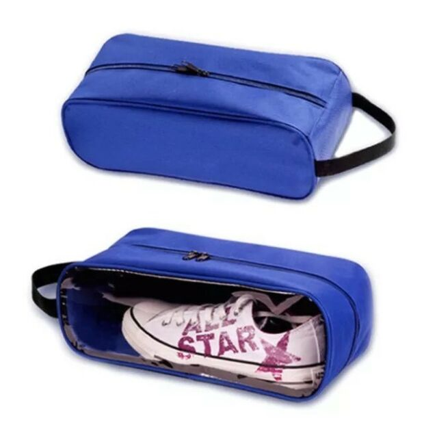 Waterproof Shoe Storage Tote Zipper Bag Travel Dust Bag Sport Organizer Case Box